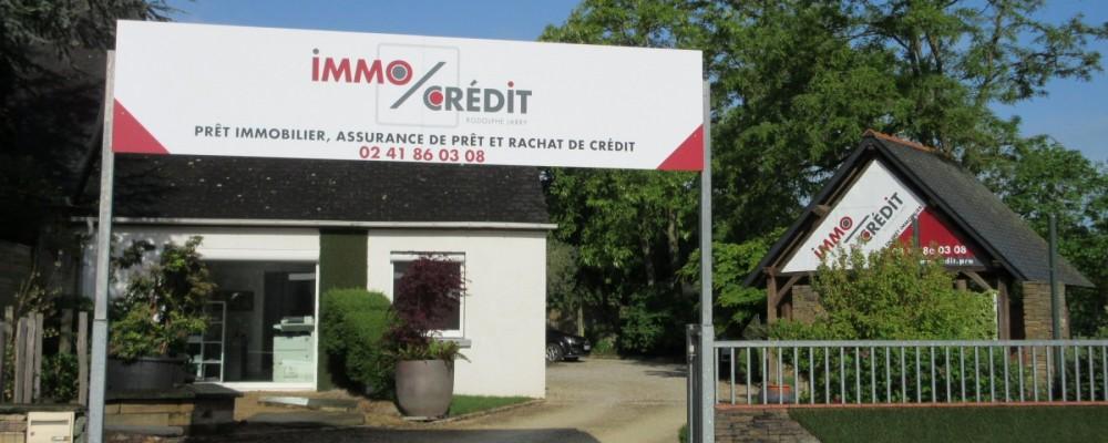 Immocrédit est une structure indépendante, conventionnée par les banques locales et nationales