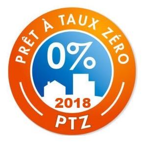 PTZ : offres de prêt émises à compter du 1er janvier 2018